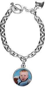 Amy charm bracelet