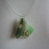 Merging Greens Pendant