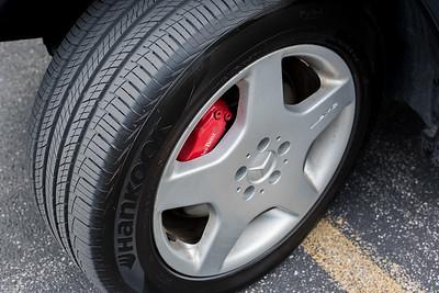 ML55 tires