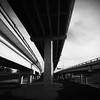 Minimalist Overpass #1 - Austin, Texas