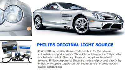 Philips HID Headlights