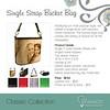01 Classic - 04 Single Strap Bucket