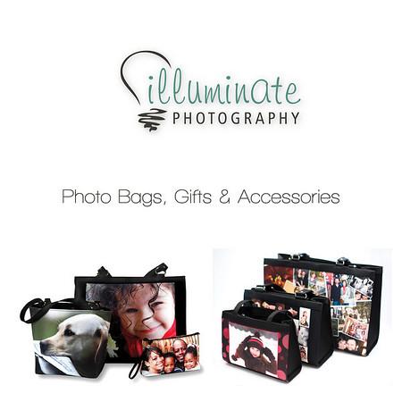 Photo bags, purses & totes