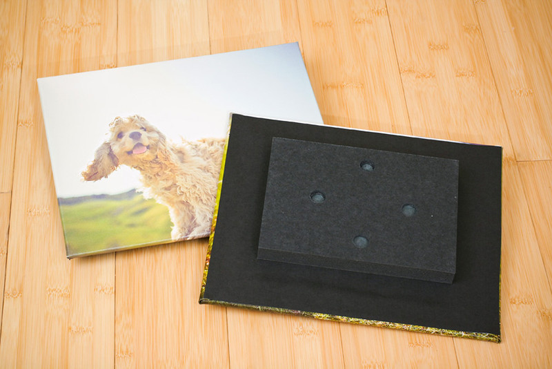 Print Wraps:  They're printed on our Lustre or Pearl photographic paper, laminated with a gloss or matte lamination, and mounted with a mounting block on the back, extending the print away from the wall.  Truly unique product!
