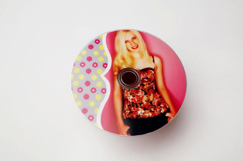 Custom Printed DVD