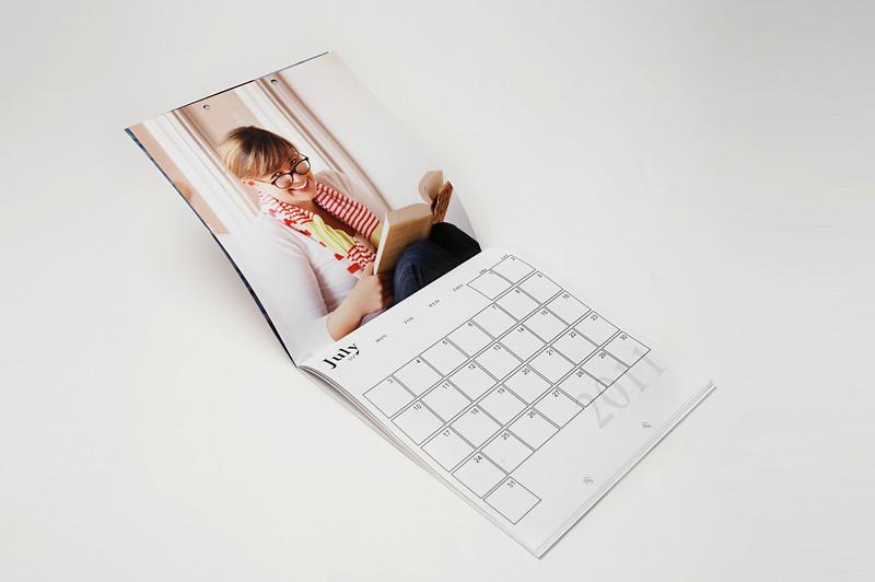 Locker Calendar