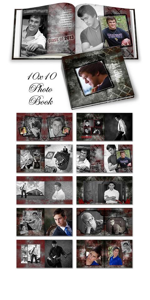 8x8 10x10 12x12 Elite Book