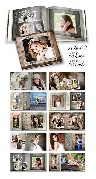 8x8 10x10 12x12 Macy Mae Book