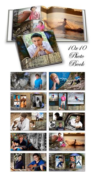 8x8 10x10 12x12 Devin Patrick Book