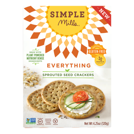 Simple Mills Crackers Updated