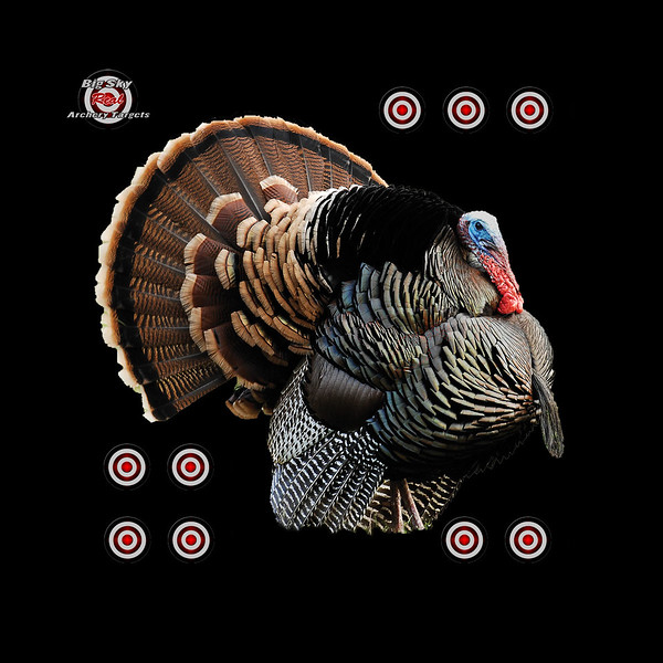 TURKEY, BLACKOUT BACKGROUND