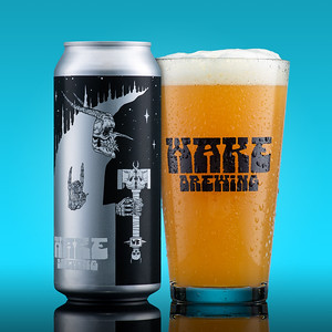 Wake Brewing - Frost Hammer
