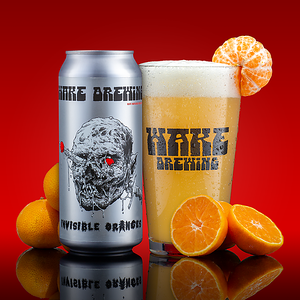 Wake Brewing - Invisible Oranges