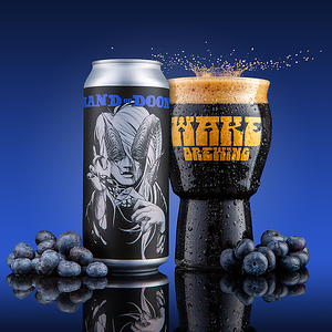 Wake Brewing - Hand of Doom (Blueberry Variant)