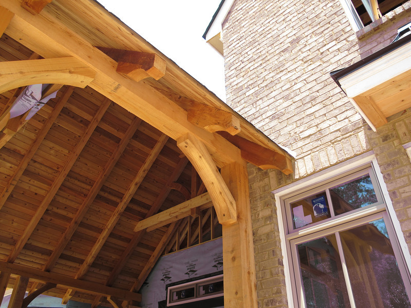 Wooden Brace 62T10 from Cedar Timber