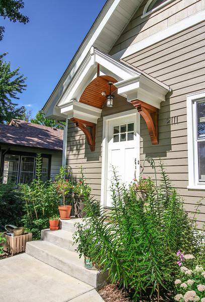 Front Porch width Bracket 14T