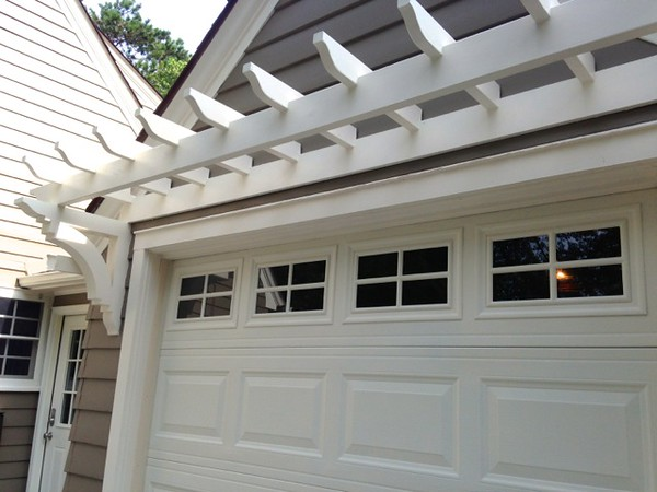 Garage Trellis Brackets and Front Porch Brackets