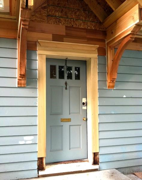 Garage Trellis Brackets and Front Porch Brackets