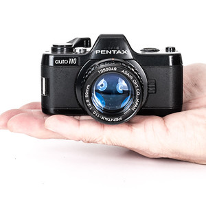 Pentax Auto 110 Cartridge SLR