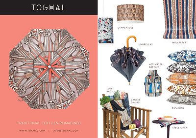 Toghal, soft furnishings