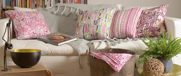 Toghal, soft furnishings