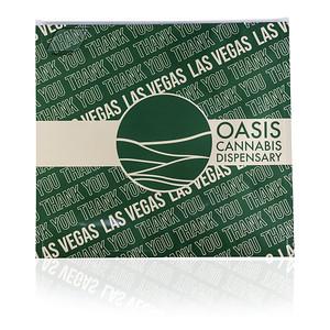 Oasis Large Pinch Exit Bag Back
