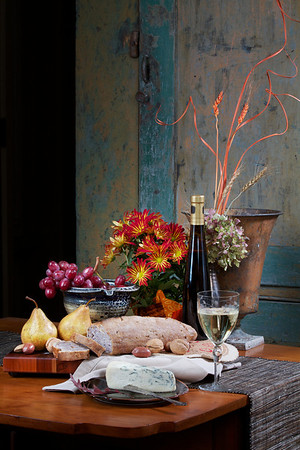 French country style classic still life
