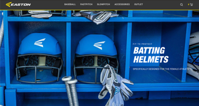 Fast Pitch Batting Helmet