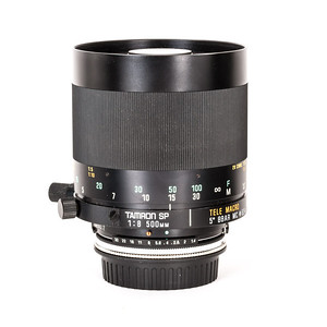 Tamron 500mm F8 Mirror Telephoto