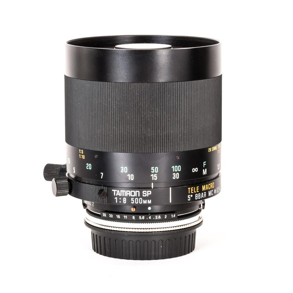 Tamron 500mm F8 Mirror Telephoto