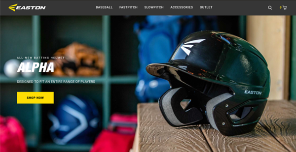 Alpha Batting Helmets