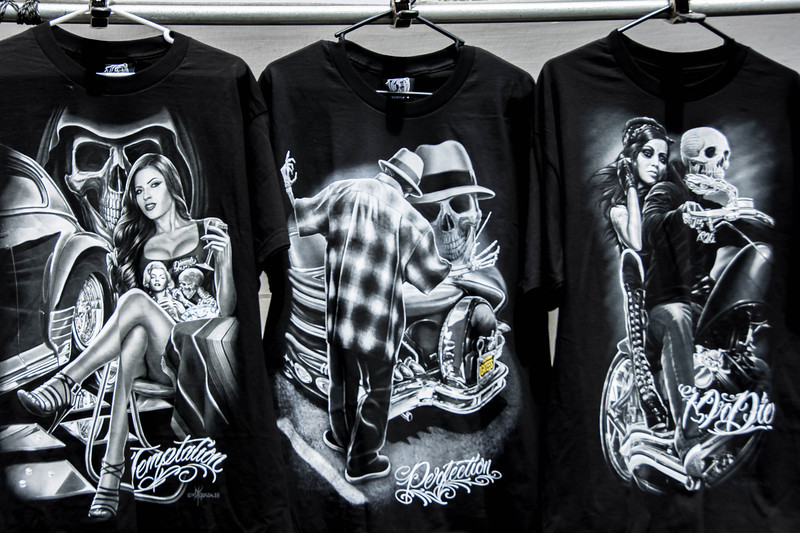370 - Low Rider T-Shirts