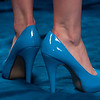 266 - Blue Shoes
