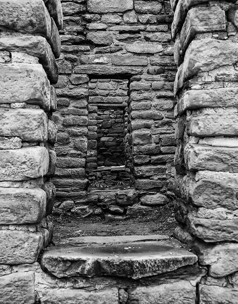 Ancestral Pueblo ruins, Mesa Verde, NP CO
