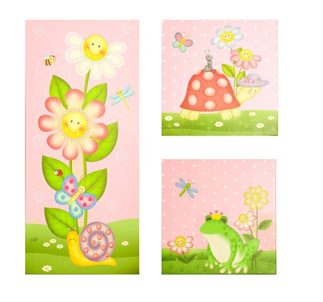 Pink Wall Art-02