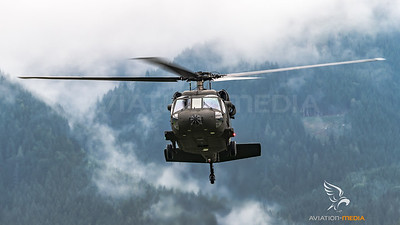 Austrian Air Force / Sikorsky S-70 Blackhawk / 6M-BB