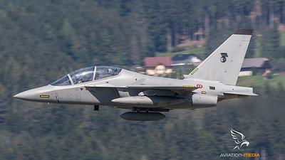 ItAF 61 Stormo / Alenia Aermacchi T-346A Master / MM55220 61-16