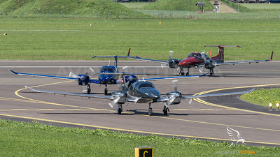 Diamond Aircraft Industries / Diamond DA-42 & Da-62 / OE-FKA & OE-FSG & OE-FLZ