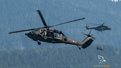 Austrian Air Force / Sikorsky S-70 Blackhawk / 6M-BB