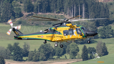 Italian Guardia Di Finanza / Agusta Westland AW169 / CSX 81962 GF-501