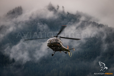 Austrian Air Force / Aerospatiale SA-316B Alouette III
