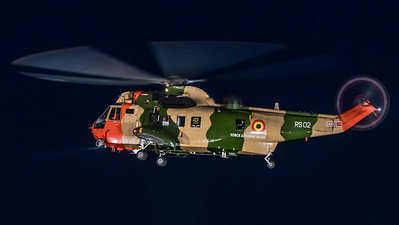Belgian Air Force / Westland Sea King Mk.48 / RS02