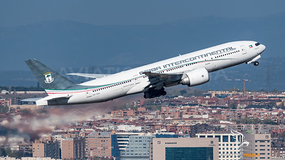 Ceiba Intercontinental / Boeing B777-2FB(LR) / CS-TQX