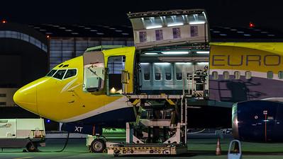 Europe Airpost / Boeing B737-39M(QC) / F-GIXT