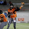 New Hanover Quarterback Blake Walston throws to his receiver during game against South Brunswick High at Legion Stadium in Wilmington, N.C. Friday,November 4, 2016. Alan Morris / Star News