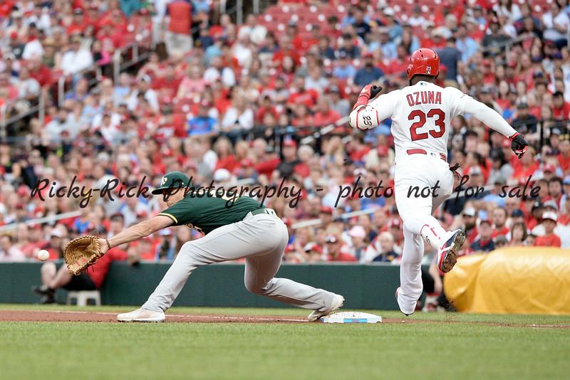 MLB: JUN 26 Athletics at Cardinals