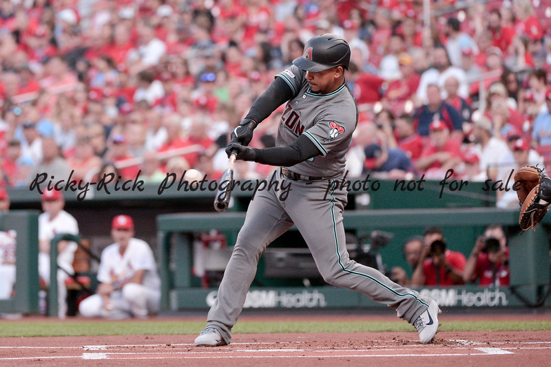 MLB: JUL 12 Diamondbacks at Cardinals