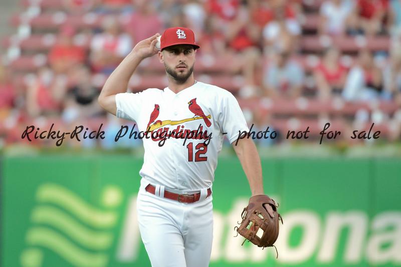 MLB: AUG 09 Pirates at Cardinals
