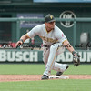 MLB: AUG 11 Pirates at Cardinals