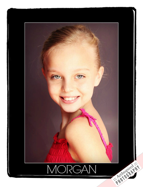 Talent Headshot: MORGAN